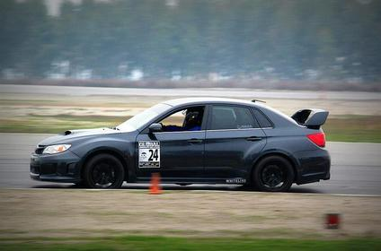 PictureSnail Performance 2011 Subaru Wrx Sti at Global Time Attack